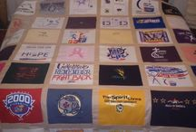 Tshirt quilts / by ♡∞☯☮ॐ