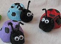 DIY - crafts for kids / by Ellen Rose