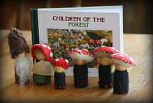For the LOVE of gnomes and toadstools!!! / Enchanting crafts and images! / by Twig and Toadstool !!