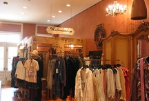 Shops in Fredericksburg / by The All Seasons Collection