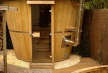 Saunas / by Jurate Phillips