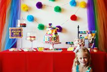 Art Party Ideas / by Laura Ownby