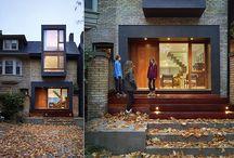 architectes canada / by Stephanie Alberola