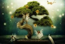Fairies and Animation / by Wan Inthep