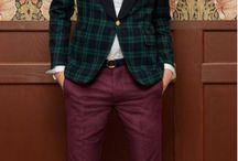 Male Fashion / Fashion For Chic Men / by Jimmy Ballesteros
