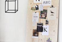 random work spaces / by Ola Omami