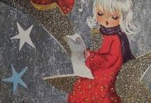 Vintage Holidays / I love most everything vintage. Holidays were such a special time back in the day. I hope you enjoy this board and maybe get some ideas from it, when needed lol. God bless each and everyone of you, Becky / by Becky Williams