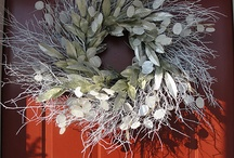 Wreaths by season / by Jeannie Whyte