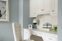 Blue / gray paint colors / by Lisa Good