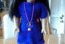American Girl Creations / Clothes and Accessories for the American Girl Dolls / by Judy Laquidara