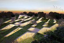 Landscape & Architecture Inspirations / by Elizabeth L.