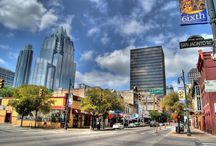 Austin Places and Spaces / by KEYE TV