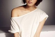 Short hair. Don't care. / Hair styles that are edgy and fun. / by Mary Ma
