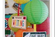 Road Trip Theme / A fun idea for my classroom and my family.  We love road trips! / by Lisa Dierlam