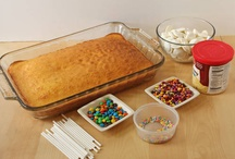 Party Recipes / These are a bunch of recipes, some that we have come up with, some shared by friends, and some we found. Take a look and feel free to try out some of these awesome recipes for your parties! / by Candles & Favors
