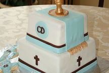 First communion cakes / by Annabelle