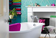 bathrooms / by Sarah Ford Dugal