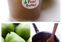 Pear recipes / by Lacey Griffin