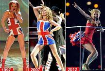 Spice Girls Costume / by Laura Barganier