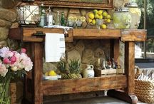 Outdoor Home Ideas / by Debby Matheny-Boyd