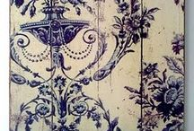 Timeless...Toile, Damask & French Country  / by Lesleah MacDougall