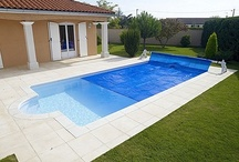 piscinas (swimmingpools) / by Anita Sprangers du Bois