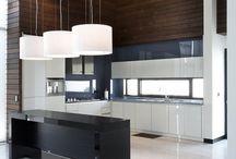 Kitchen Lighting / by Krystal Mackey