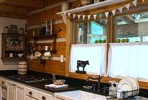 my farmhouse kitchen / by Brenda Gabriel