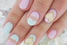 Nail colors and designs / by Miriam