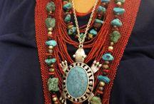 Native American Jewelry / by JoAnn Okey