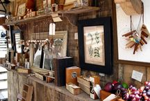 Show Ideas / Great ideas for making a splash at an arts and crafts show. / by An Affair of the Heart Shows