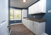 Custom Home Interior Design: Paint Colors / by Wayne Homes