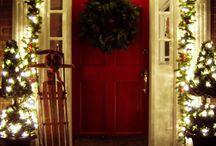 Christmas decor / by Kira's Kakes