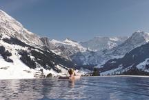 Hotels in Switzerland  / by Nusatrip Travel