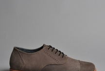 Footwear Mens / by Someplace Store