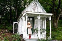 Tiny Houses / by Angela Thomas