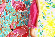 Lilly Love + Monograms <3 / by Abbey Jones