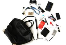 What's in your bag? / by FASHION Magazine