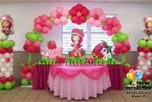 Strawberry Shortcake Party / by Loree' Pettit
