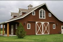 Barns & Stables / by Alberta