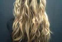 Hair Stuff / by Megan LaFace
