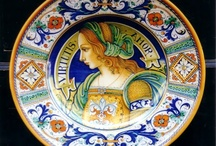 Deruta Ceramics / European Maiolica - Italian / by Arnold Rowntree