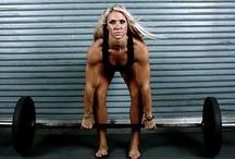 workin on my fitness / by Krystal Goodman