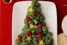 Christmas party food inspiration / What to eat at Christmas party / by Valentina