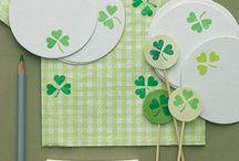 luck o' the irish stuff / by keri bassett {shaken together}