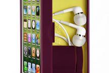 Phone case / Storage / by Jasmine Williams