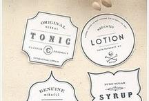 Tags & Labels / by Malia Manzanarez