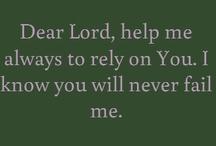 Prayers / by Lynn LaGrone