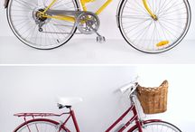 Bicycles / by Sharon Trimbo