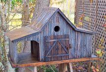 Birdhouses / Birdhouses / by Angie LeRoy